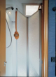 Remis style Bi fold shower door