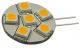 LED6 TransAx XL LED Lampamp 10W