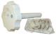 Flush knob suits C2, C3 and C4 models.