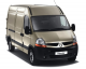 Thermal interior blinds - Renault Master 2005-2010