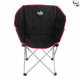 Tub Chair - Black/Red