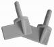 Truma security clips (pair)
