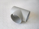 T piece ducting fitting only
