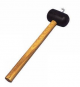 Rubber Mallet with peg extractor