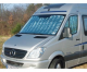 Thermal interior blinds - Mercedes Sprinter 2007 on
