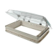 MIDI HEKI ROOF 25-33mm INC FIXED VENTILATION