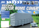 7.0m to 7.5m Motorhome Cover