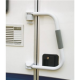 SECURITY HANDLE 46 WHITE