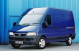 Thermal interior blinds - Boxer / Ducato 2002-2006