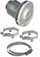 Cream Flue kit for Truma combi boilers